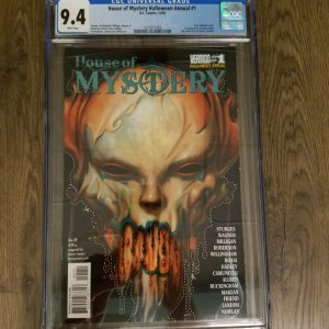 House of Mystery Annual #1 CGC 9.4 Front Cover