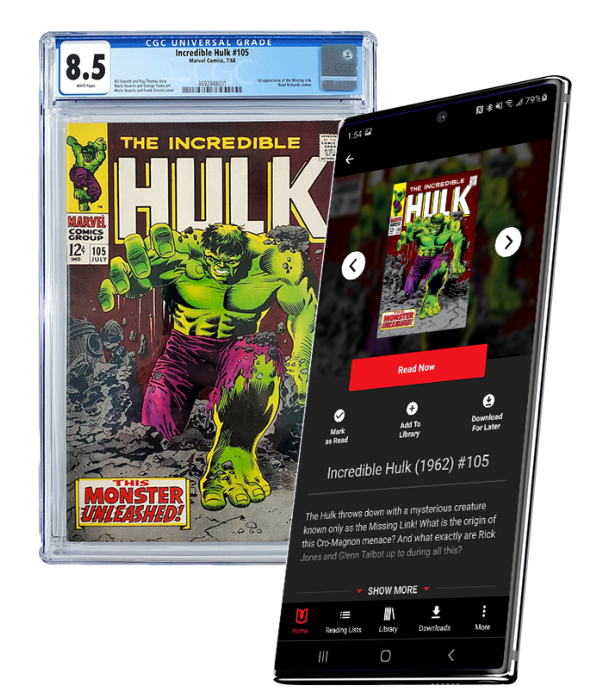 Incredible Hulk #105 on Marvel Unlimited