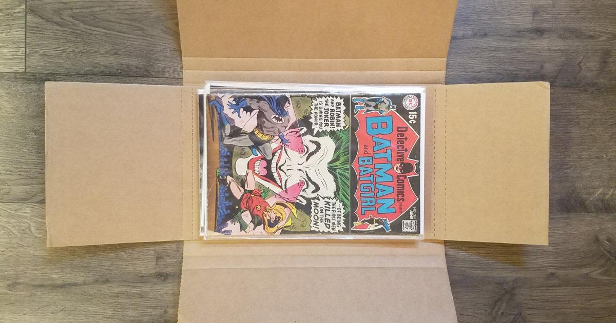 Gemini Comic Flash Mailer