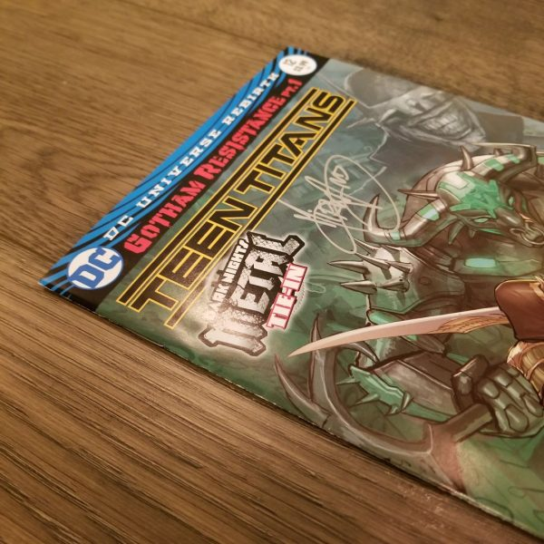 Teen Titans #12 Front