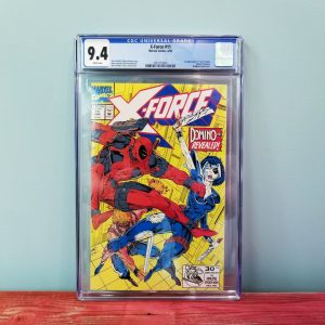 X-Force #11 CGC 9.4 Front