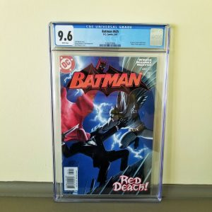 Batman #635 CGC 9.6 NM+ Front
