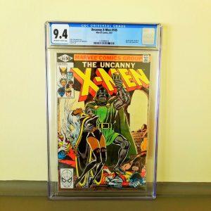 Uncanny X-Men #145 CGC 9.4 NM Front