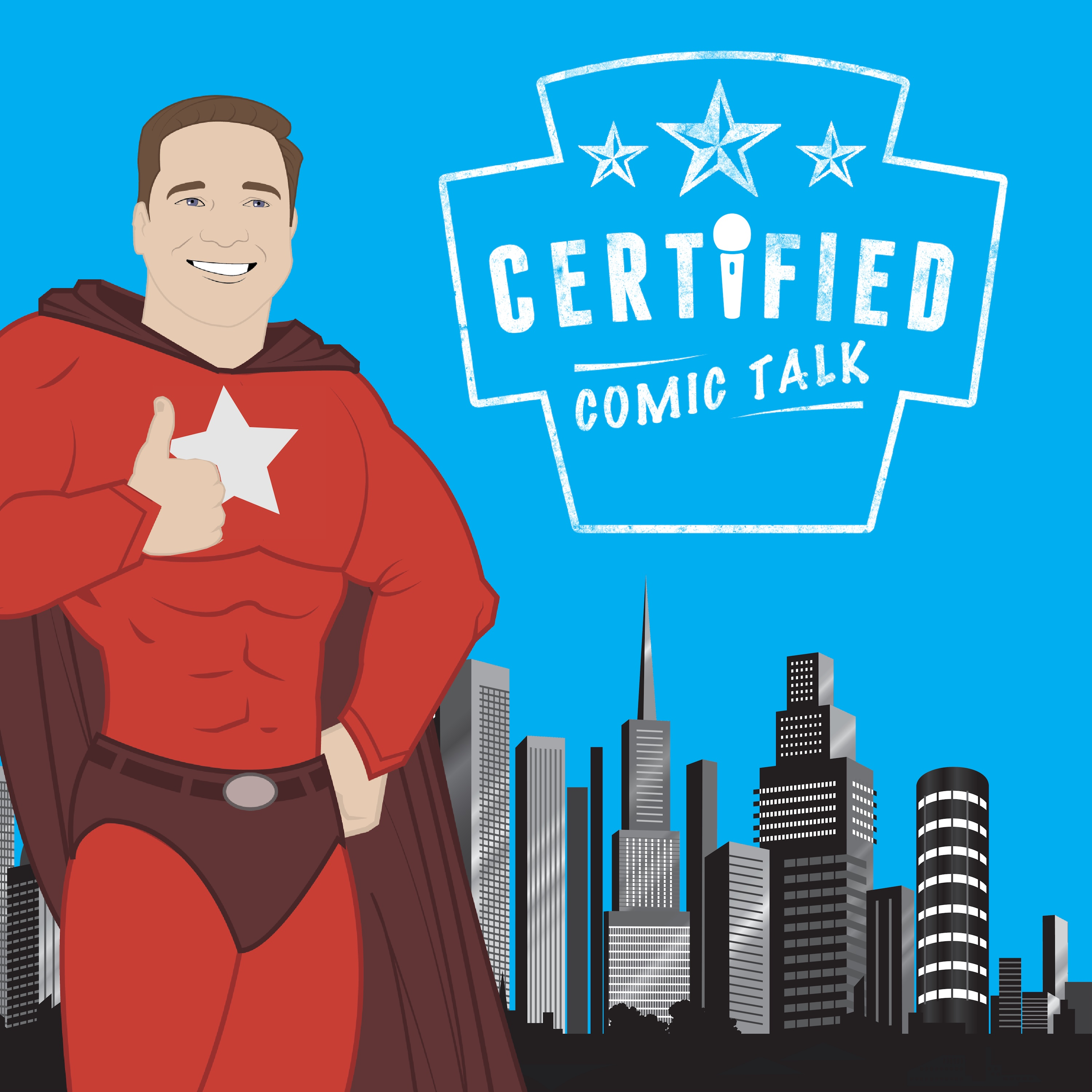 Certified Comic Talk | The Podcast For Comic Book Sellers
