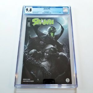 Spawn #280 Mattina Trade Dress Variant CGC 9.8 Front