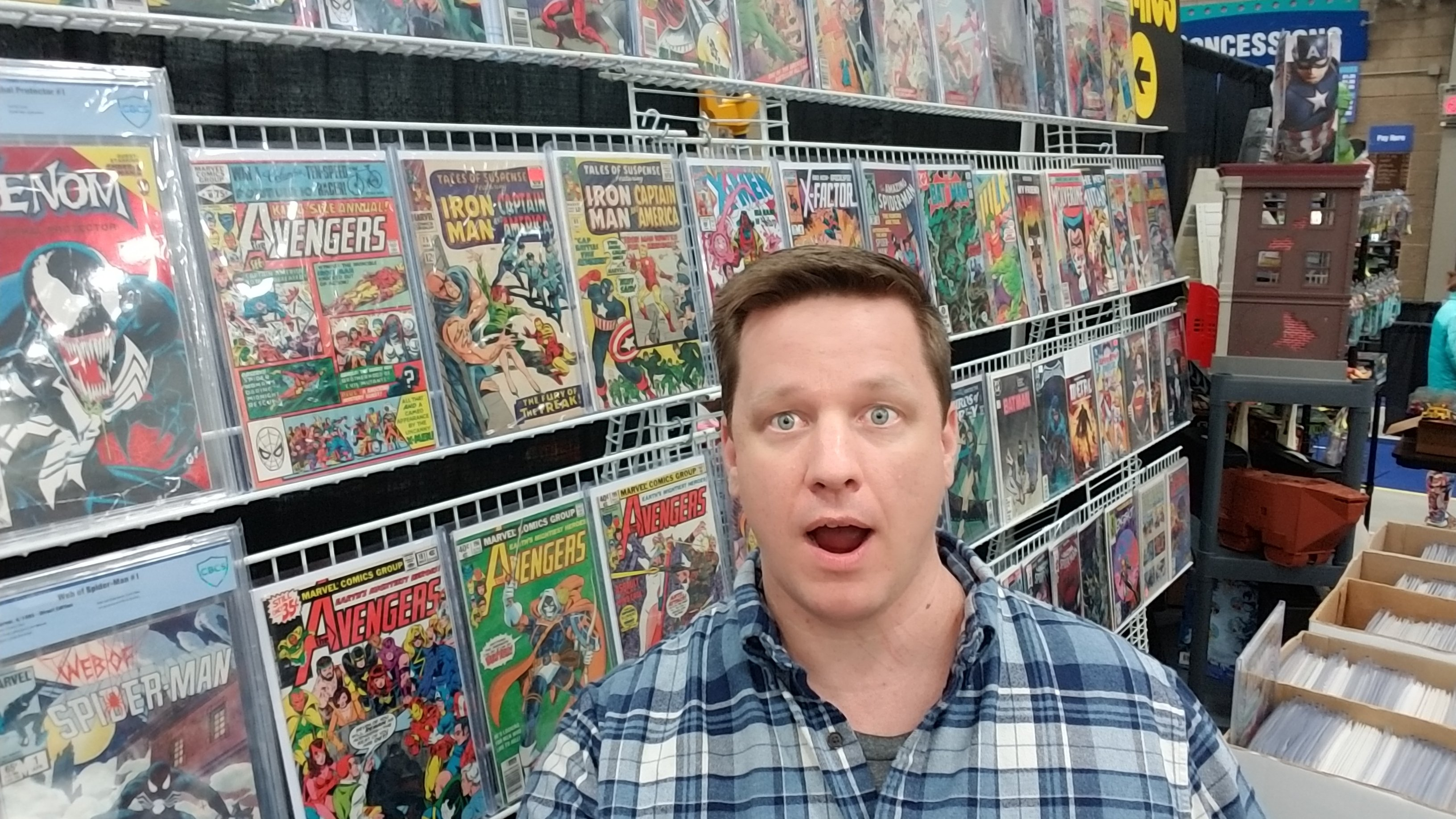 CGC Status Tracker at the Certified Comic Shop