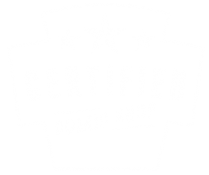 Certified Comic Shop Logo