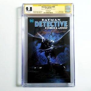 Detective Comics Crain Variant CGC SS 9.8 NM/M Front