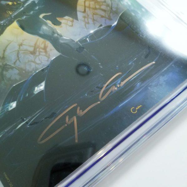 Detective Comics Crain Variant CGC SS 9.8 NM/M Signature