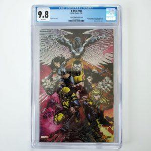 X-Men #162 Panini French Variant CGC 9.8 Front