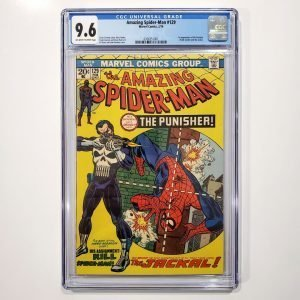 Amazing Spider-Man #129 CGC 9.6 NM+ Front