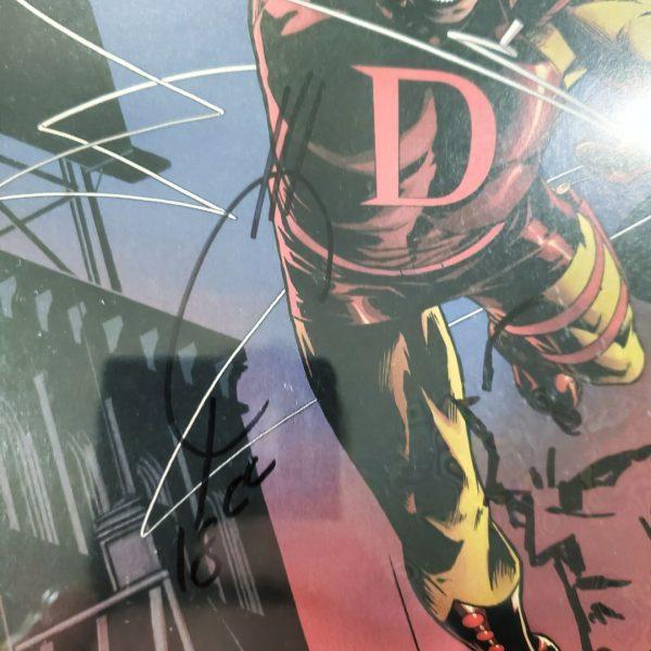 Daredevil #600 CGC SS 9.8 Quesada Variant Cover B Signature