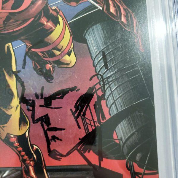 Daredevil #600 CGC SS 9.8 Quesada Variant Cover B Sketch