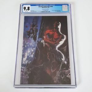 Amazing Spider-Man #798 CGC 9.8 Dell'Otto Variant Cover B Front