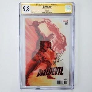 Daredevil #600 CGC SS 9.8 NM/M Alex Ross Variant Front