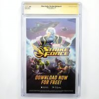 Defenders Best Defense Doctor Strange #1 Marvel 2018 Skottie Young Variant 9.6