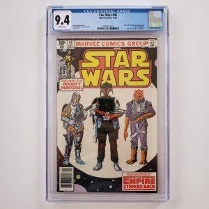 Star Wars #42 CGC 9.4 Front