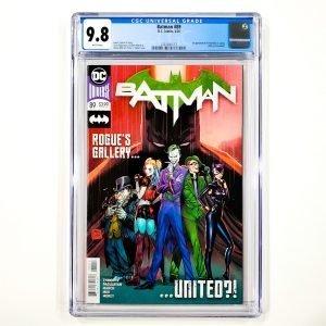 Batman #89 CGC 9.8 NM/M Front