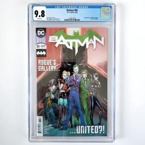 Batman #89 CGC 9.8 NM/M Front