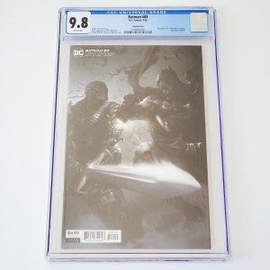 Batman #89 CGC 9.8 NM/M Mattina Variant Front