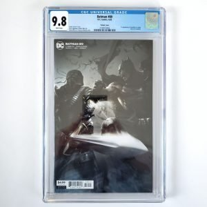 Batman #89 CGC 9.8 NM/M Mattina Variant Front