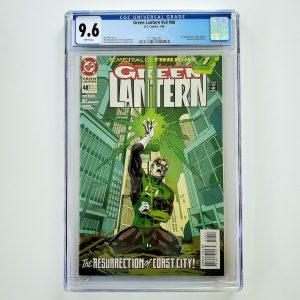 Green Lantern (Vol. 3) #48 CGC 9.6 NM+ Front