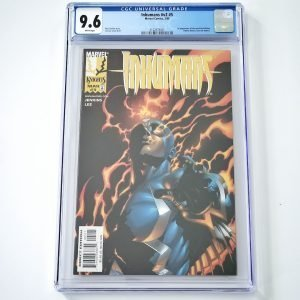 Inhumans (Vol. 2) #5 CGC 9.6 NM+ Front