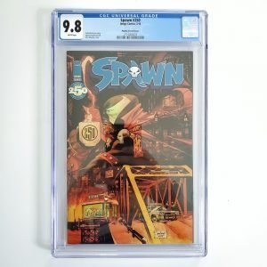 Spawn #250 CGC 9.8 NM/M Murphy Variant Front