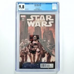 Star Wars (2015) #23 CGC 9.8 NM/M Molina Variant Front
