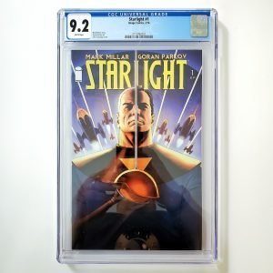 Starlight #1 CGC 9.2 NM- Front