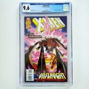 X-Men (Vol. 2) #53 CGC 9.6 NM+ Front