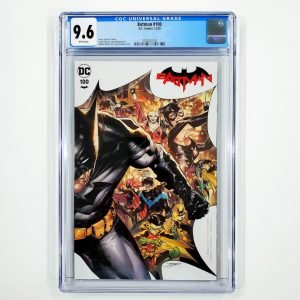 Batman #100 CGC 9.6 NM+ Front