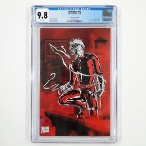 Daredevil (2019) #12 CGC 9.8 NM/M Quesada Variant Front