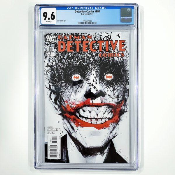 Detective Comics #880 CGC 9.6 NM+ Front