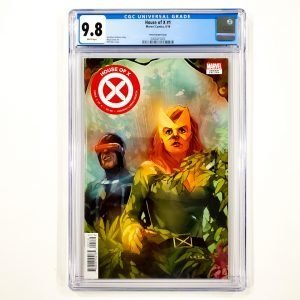 House of X #1 CGC 9.8 NM/M Noto Variant Front