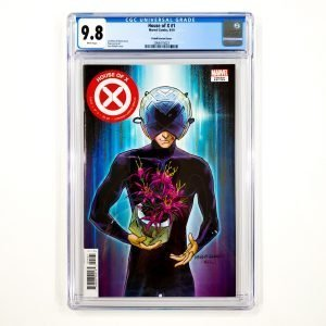 House of X #1 CGC 9.8 NM/M Pichelli Variant Front