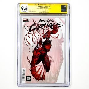 Absolute Carnage #5 CGC SS 9.6 NM+ Local Comic Shop Day Variant Front