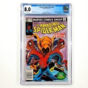 Amazing Spider-Man #238 CGC 8.0 VF Newsstand Edition Front