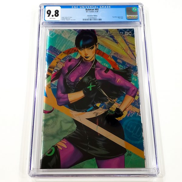 Batman #92 CGC 9.8 NM/M Convention Edition Front