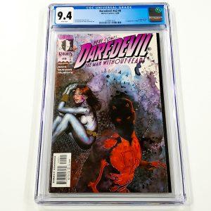 Daredevil (Vol. 2) #9 CGC 9.4 NM Front