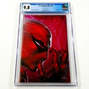 Amazing Spider-Man #800 CGC 9.8 NM/M Dell'Otto Variant D Front