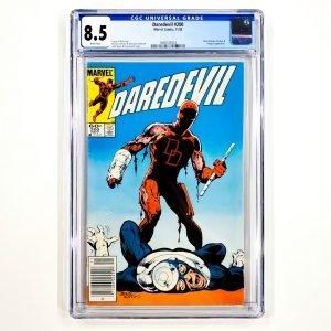 Daredevil #200 CGC 8.5 VF+ Front