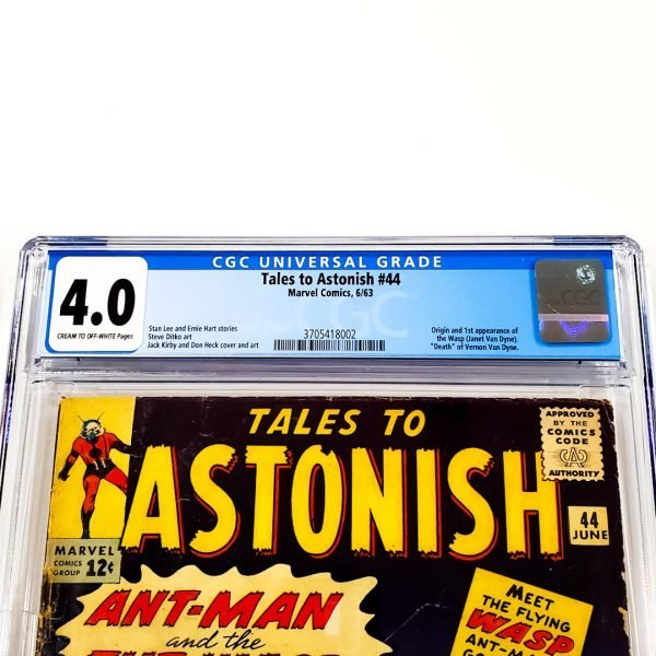 Tales to Astonish #44 CGC 4.0 VG Front Label
