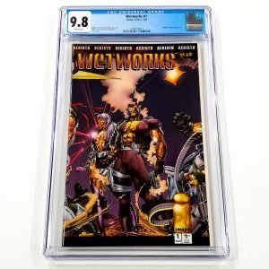 Wetworks #1 CGC 9.8 NM/M Front