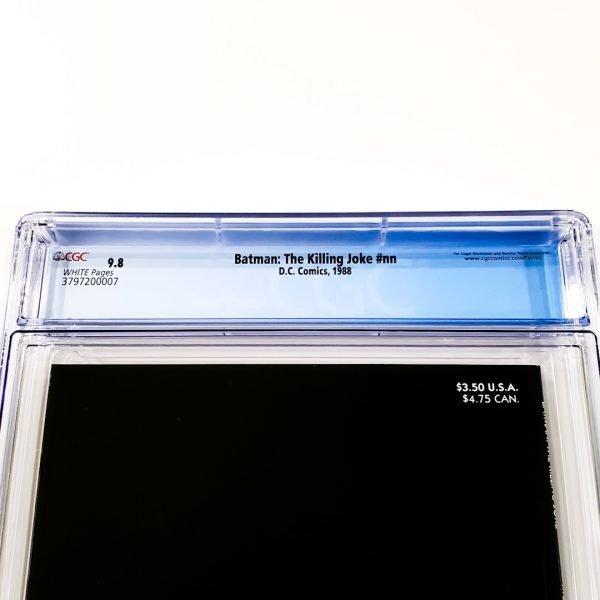 Batman: The Killing Joke CGC 9.8 NM/M 1st Print Back Label