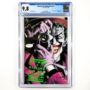 Batman: The Killing Joke CGC 9.8 NM/M 1st Print Front
