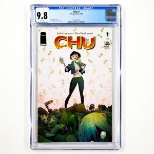 Chu #1 CGC 9.8 NM/M Front