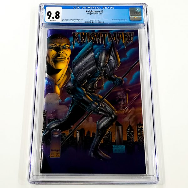Knightmare #0 CGC 9.8 NM/M Front