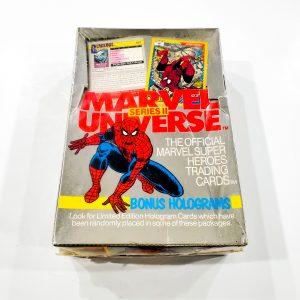 Marvel Universe Series II Trading Card Box Sealed