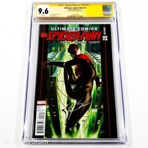 Ultimate Comics Spider-Man #2 CGC SS 9.6 NM+ Front